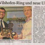 Artikel im Vilshofener Anzeiger vom 5. Nov. 2016